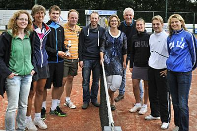 Kleine tennisteams welkom in strijd om Friesland Cup