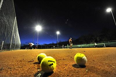 Recordaantal tennisteams van Akkrum in najaarscompetitie