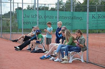 Junior-seniortoernooi blijft gezellig familie-uitje