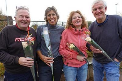 Vrijdagavondteam dank zij dames kampioen in najaarscompetitie 2019
