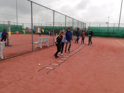 Spetterende Tenniskermis in Akkrum